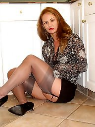 Stunning, Mature stockings, Mature porn, Milf stocking
