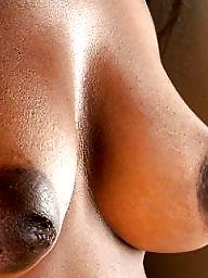 Nipple, Areola, Big nipples, Big, Bbw ebony black, Bbw black