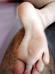 Toes, Cummed