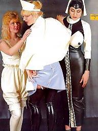Latex, Lesbian, Lesbian milf, Milf lesbian