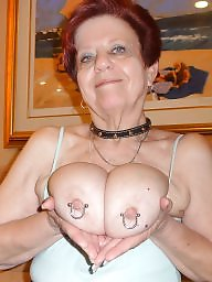 Granny boobs, Slave, Granny big boobs, Slaves, Mature bdsm, Big granny
