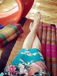 Turkish, Legs, Turkish milf, Leg, Milf legs, Amateur feet