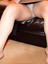 Pantyhose, Nylon, Nylons, Heels, Mature pantyhose, Mature stockings