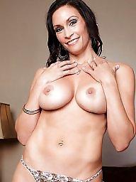 Brunette mature, Pornstar