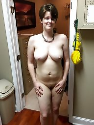 Amateur, Office, Strip, Milf tits, Officer