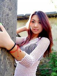 Chinese, Stockings