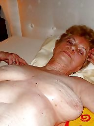 Saggy, Saggy tits, Granny big boobs, Granny tits, Granny bbw, Old granny