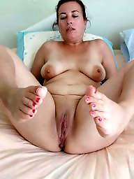 Turkish, Anne, Real mom, Turks, Turk milf, Turkish mom
