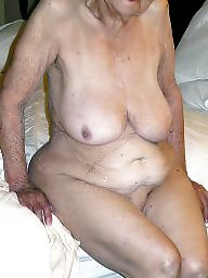 Mature boobs, Old mature, Big mature