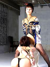 Asian bdsm, Bound