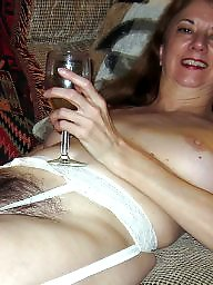 Hairy matures, Amateur hairy