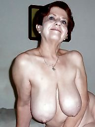 Saggy tits, Bbw granny, Saggy, Saggy boobs, Old granny, Grannies