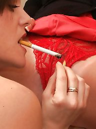 Smoking, Nylon, Nylons, Nylons milf, Nylon stockings