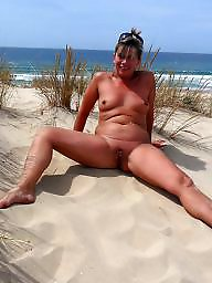 Mature beach, Naked, Beach mature, Mature naked