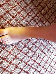 Toes, Big feet