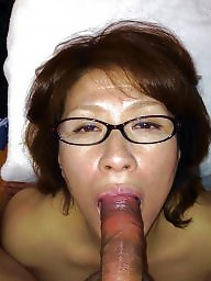 Japanese, Asian, Mature, Facial, Old, Facials