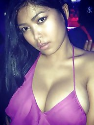Thai, Asian big tits, Asian tits