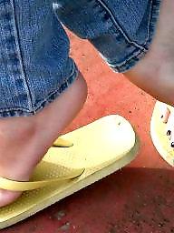 Mature feet, Mature women