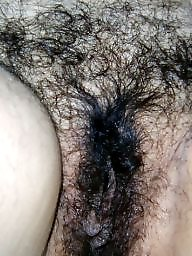 Hairy wife, Hairy amateur mature