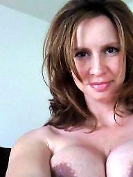 Mature nipples, Milf mom