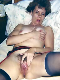 Vintage mature, Tribute, Vintage amateurs