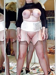 Milf, Stocking, Nylons, Mature nylon