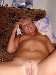 Hot blond, Blonde milf