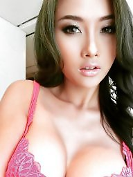 Thai, Asian babe
