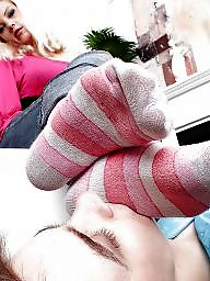 Stockings, Socks, Sock, Worship