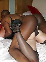 Interracial, Ebony interracial
