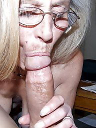 Granny blowjob, Cock, Sucking, Suck, Mature granny, Mature blowjob
