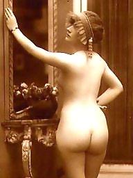 Ass, Vintage, Ladies