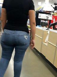 Jeans, Voyeur, Women