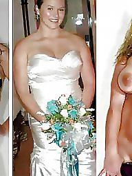 Bride, Dressed undressed, Dressed, Undressed, Brides, Undressing