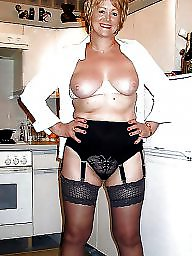 Amateur milf, Jerking, Dirty