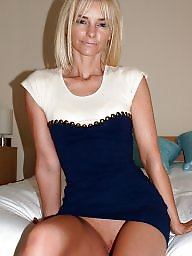 Mature, Mature upskirt, Bed, Upskirt mature