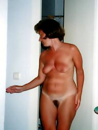 Milf, Boobs, Mature boobs, Big mature, Wife amateur