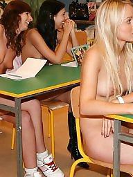 Naked, Classroom