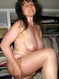 Stocking milf, Mature boobs, Milf stocking, Big mature