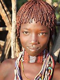 African, Voyeur, Black