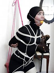 Turban, Bondage, Feet, Foot, Hijab feet, Turbans