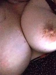 Big tits lesbian, Amateur big tits