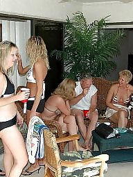 Swinger, Swingers, Party, Mom, Milf mom, Naked mom