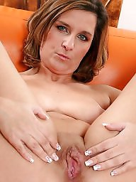 Mom, Moms, Hairy mom, Blonde mature, Blond, Blonde milf