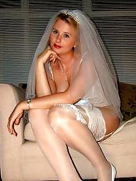 Dress, Wedding, Dressing, Wedding milf, Milf dress