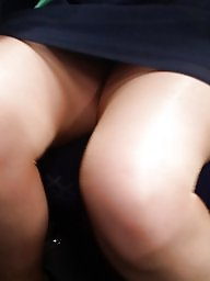 Home, Train, Upskirt voyeur