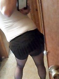 Ass, Stocking tops