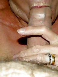 Mature blowjobs, Hubby