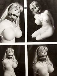 Bondage, Vintage boobs, Vintage bdsm