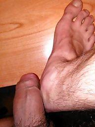Feet, Amateur feet, Cook